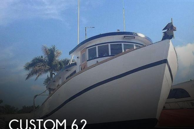 1989 Custom Built 62 - For Sale at Cortez, FL 34215 - ID 180257