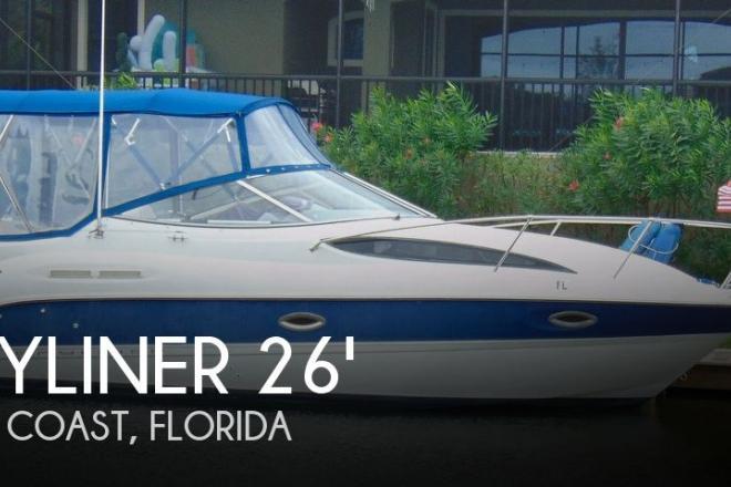 2004 Bayliner 265 Cruiser - For Sale at Palm Coast, FL 32137 - ID 180118