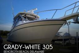 2011 Grady White 305 Express
