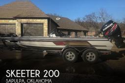 2001 Skeeter ZX 200