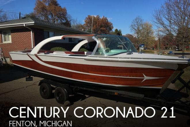 1962 Century Coronado 21 - For Sale at Fenton, MI 48430 - ID 180448
