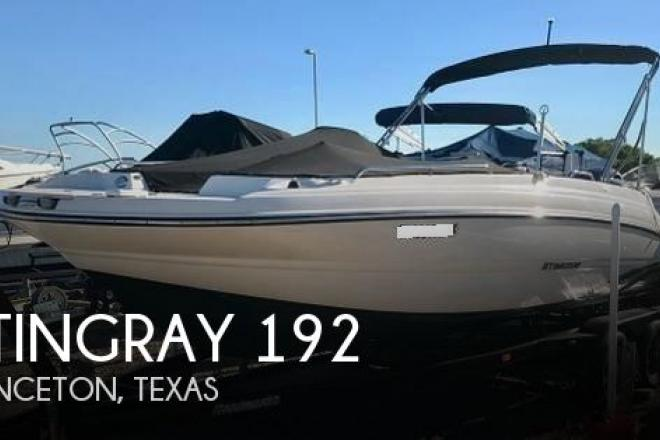 2015 Stingray 192 SC Deck - For Sale at Princeton, TX 75407 - ID 158513