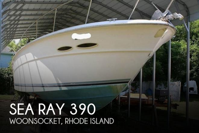 1987 Sea Ray 390 - For Sale at Woonsocket, RI 2895 - ID 40919