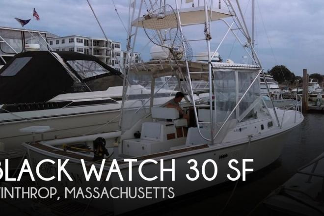 1990 Black Watch 30 SF - For Sale at Winthrop, MA 2152 - ID 146351