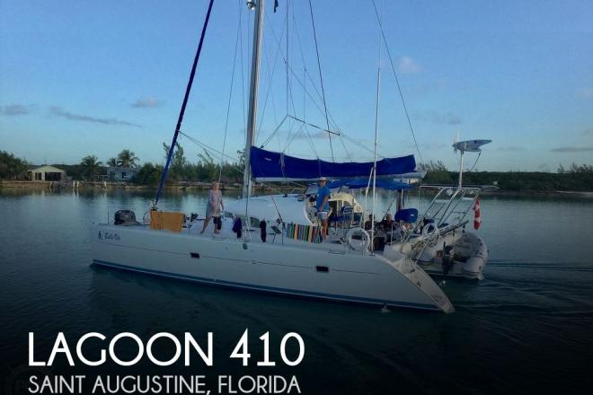 2002 Lagoon 410 - For Sale at Saint Augustine, FL 32084 - ID 179237