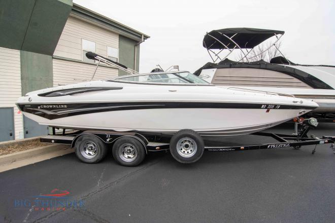 2008 Crownline 23 SS - For Sale at Osage Beach, MO 65065 - ID 158525