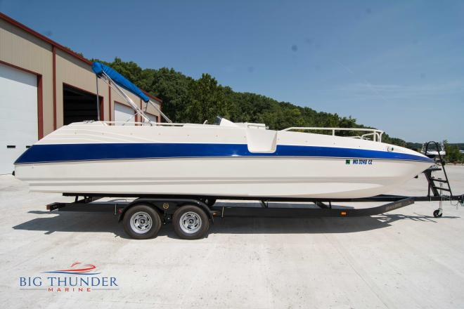 1994 Bayliner Rendezvous - For Sale at Lake Ozark, MO 65049 - ID 153041