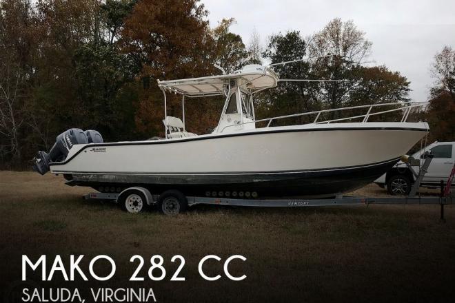 1995 Mako 282 CC - For Sale at Saluda, VA 23149 - ID 180823