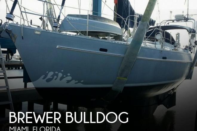 1988 Brewer Bulldog - For Sale at Miami, FL 33133 - ID 179967