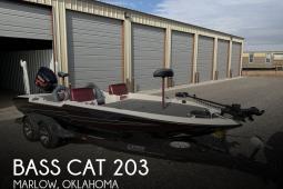 2000 Bass Cat Cougar 203 DC