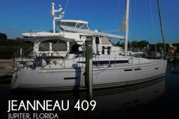 2014 Jeanneau Sun Odessy 409