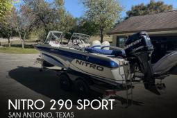 2011 Nitro 290 Sport