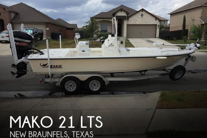 2018 Mako 21 LTS - For Sale at New Braunfels, TX 78132 - ID 177372