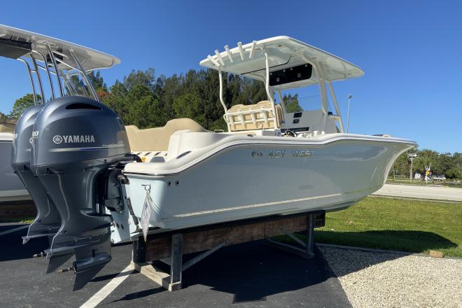 2020 Key West 263 Family Sportsman - For Sale at Port Charlotte, FL 33953 - ID 181517