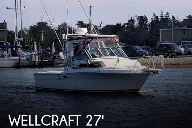 1986 Wellcraft 2800 Coastal - For Sale at Forked River, NJ 8731 - ID 181561