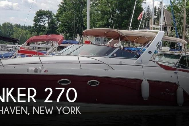 2007 Rinker 270 - For Sale at Fair Haven, NY 13064 - ID 124911