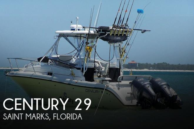 2004 Century 2900 wa - For Sale at Saint Marks, FL 32355 - ID 181211