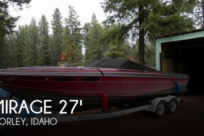 1988 Mirage 270 INTIMIDATOR Offshore - For Sale at Worley, ID 83876 - ID 181608