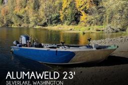 2013 Alumaweld Super Vee Pro