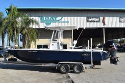 2015 Sea Hunt RZR 24