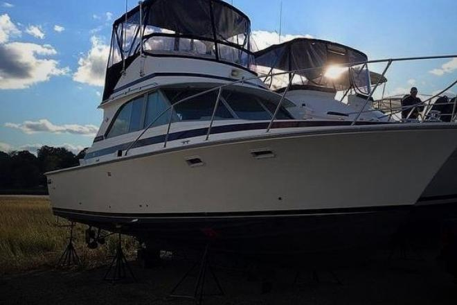 1979 Bertram 35 Convertible - For Sale at North Weymouth, MA 2191 - ID 181063
