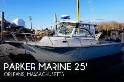 2014 Parker 2510 XLD WA