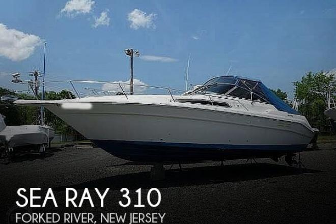1990 Sea Ray 310 Express Cruisers - For Sale at Forked River, NJ 8731 - ID 177296