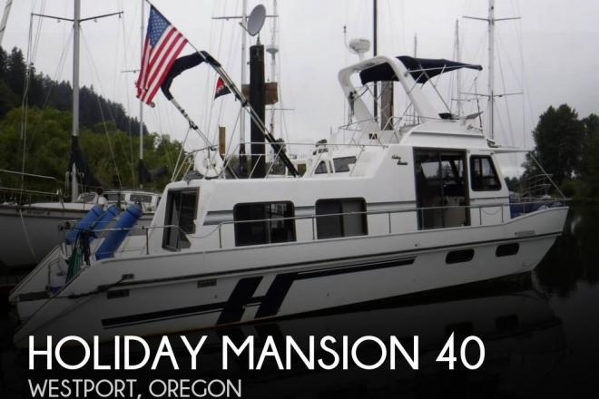 1992 Holiday Mansion Mediterranean Barracuda 40 - For Sale at Clatskanie, OR 97016 - ID 101040
