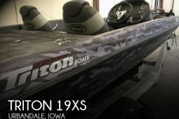 2014 Triton 19xs