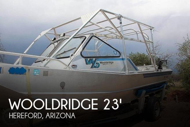 1986 Wooldridge Alaskan XL - For Sale at Hereford, AZ 85615 - ID 182082