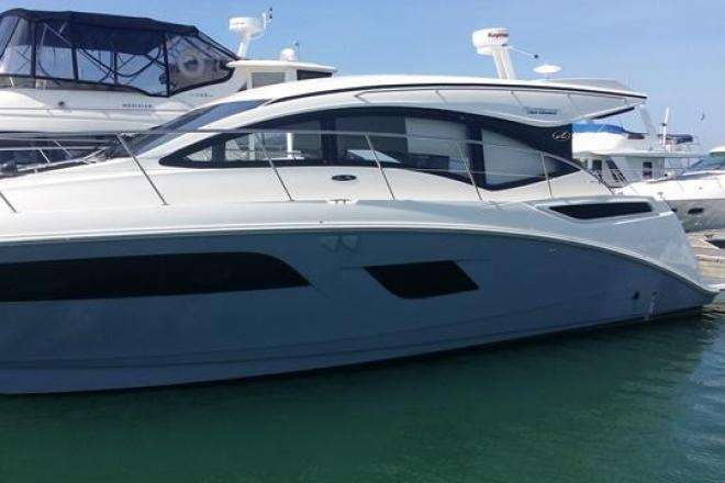 2016 Sea Ray 400 SUNDANCER - For Sale at Round Lake, IL 60073 - ID 163463