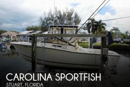 2000 Carolina Classic 25 Sportfish