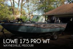 2014 Lowe 175 Pro WT