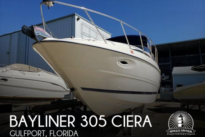 2003 Bayliner 305 Ciera - For Sale at Saint Petersburg, FL 33707 - ID 181215