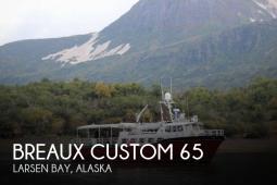 1966 Breaux Custom 65