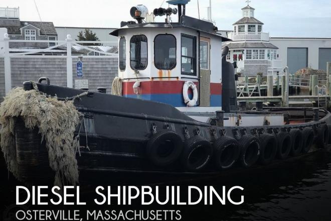 1963 Other 44 - For Sale at Osterville, MA 2655 - ID 181919
