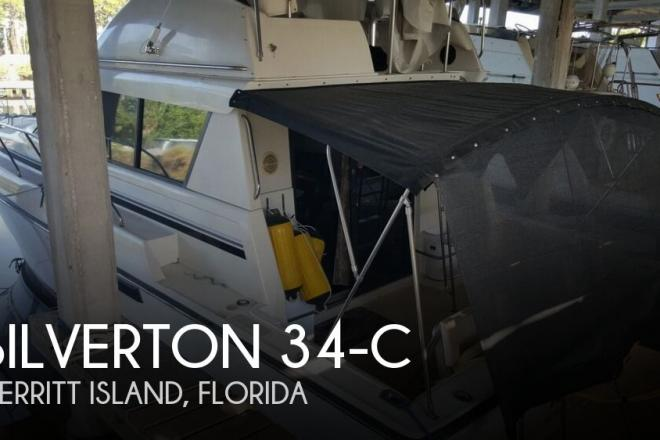 1991 Silverton 34-C - For Sale at Patrick AFB, FL 32925 - ID 163086