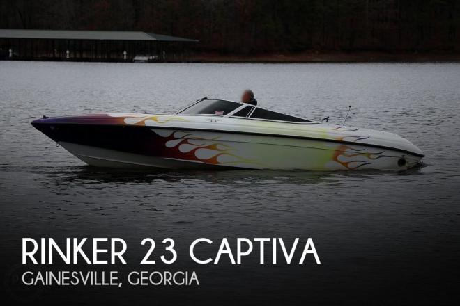 1993 Rinker 23 Captiva - For Sale at Gainesville, GA 30506 - ID 182025
