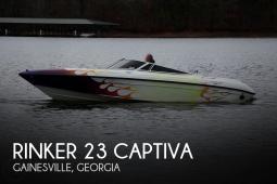 1993 Rinker 23 Captiva