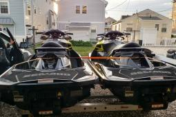 2013 Sea Doo RXP-X (pair)