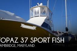 1991 Topaz 37 Sport Fish