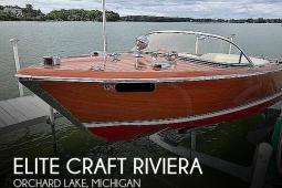 1992 Elite Craft Riviera