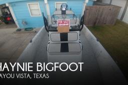 2010 Haynie Bigfoot 23