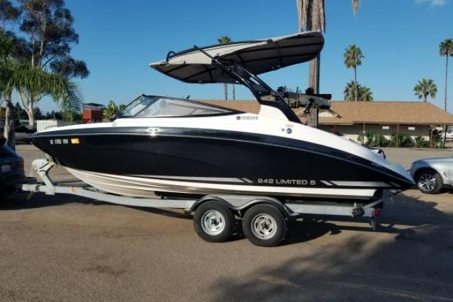 2016 Yamaha 242 Limited S E-Series - For Sale at San Diego, CA 92109 - ID 182747