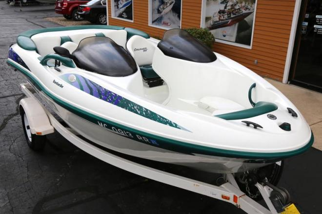 1998 Sea Doo 18900 Challenger - For Sale at Richland, MI 49083 - ID 158063
