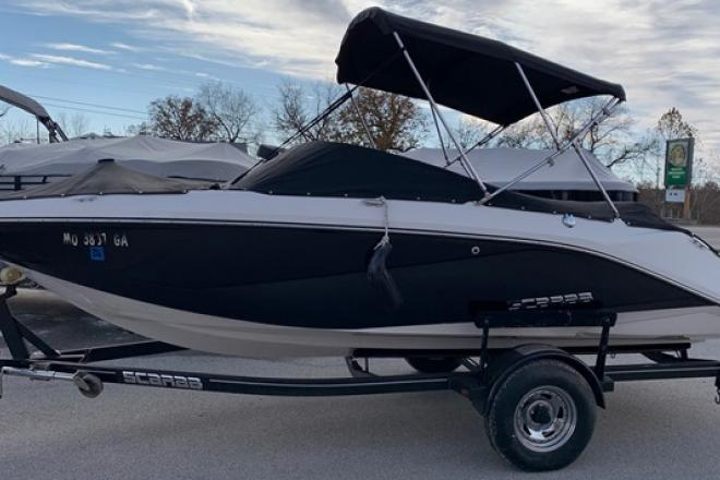 2014 Scarab Jet Boat 195 - For Sale at Gravois Mills, MO 65037 - ID 182831