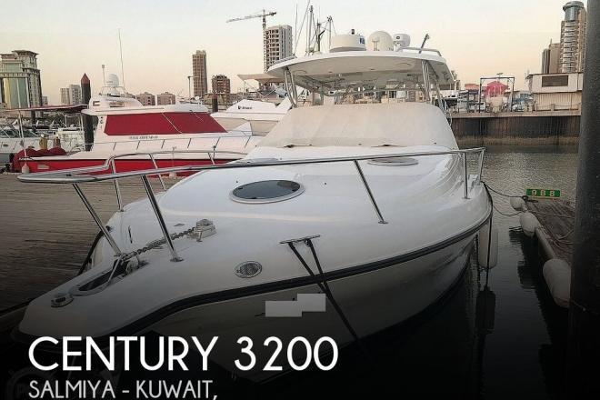 2008 Century 3200 OFFSHORE Walkaround - For Sale at Sarasota, FL 34233 - ID 182562