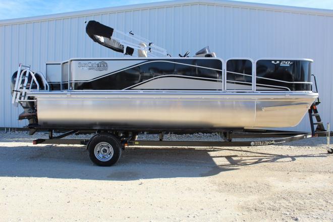 2020 Suncatcher V Series - For Sale at Kingston, OK 73439 - ID 176940