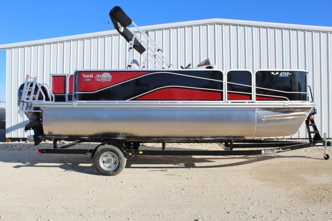 2020 Suncatcher V Series - For Sale at Kingston, OK 73439 - ID 177178