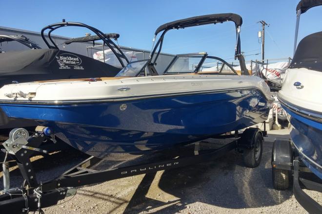2019 Bayliner Deck Boat - For Sale at Tulsa, OK 74145 - ID 171331